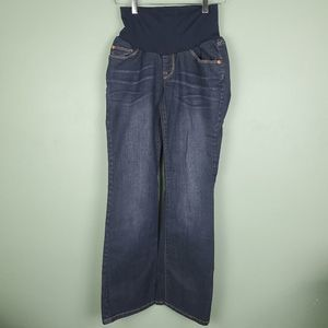 A Pea In The Pod Maternity Jeans Size XS